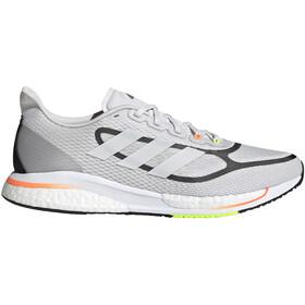 adidas Supernova + Shoes Men dash grey/footwear white/screaming orange